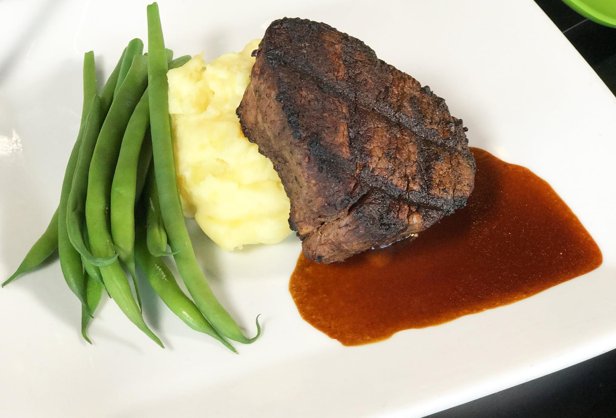 Filet Mignon At Carthay Circle And Steakhouse 55 7