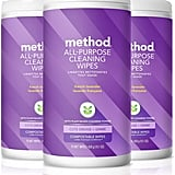 Method All-Purpose Cleaning Wipes in French Lavender