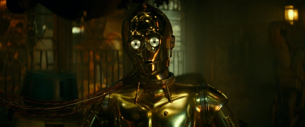 To C-3PO and the Final Star Wars Trailer: How Dare You?