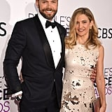 Joel McHale and Sarah Williams: 22 Years