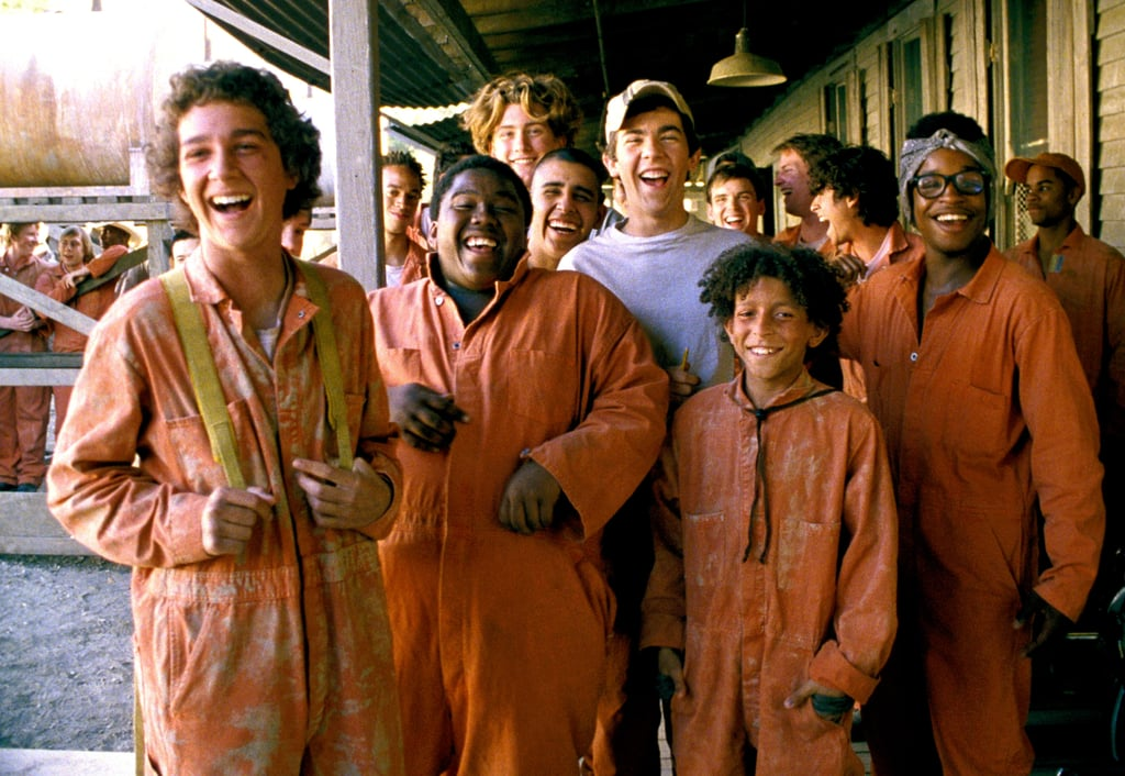 Holes (2003) Laughing it up