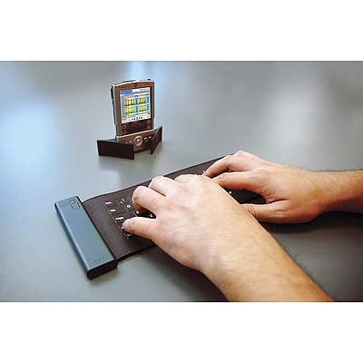 Smart Fabric Keyboard With Bluetooth - Save Your Digits