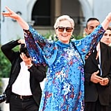 Meryl Streep at The Laundromat Premiere