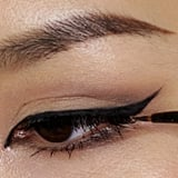 Tape Winged Eyeliner