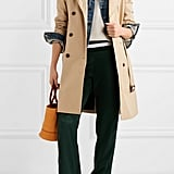 J.Crew Dion Cotton-gabardine Trench Coat