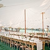 Reception Tents