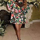 M.I.A. at the British Vogue and Tiffany & Co. Fashion and Film Party