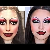 SnapChat Drag Makeup Look!
