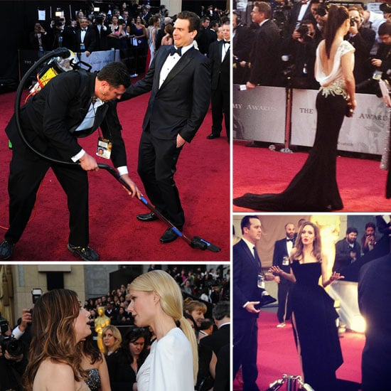 Oscars 2012 Red Carpet Highlights