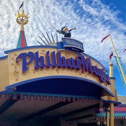 Best Places to Rest at Disney World