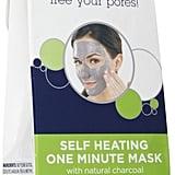 Bioré Self Heating One Minute Mask