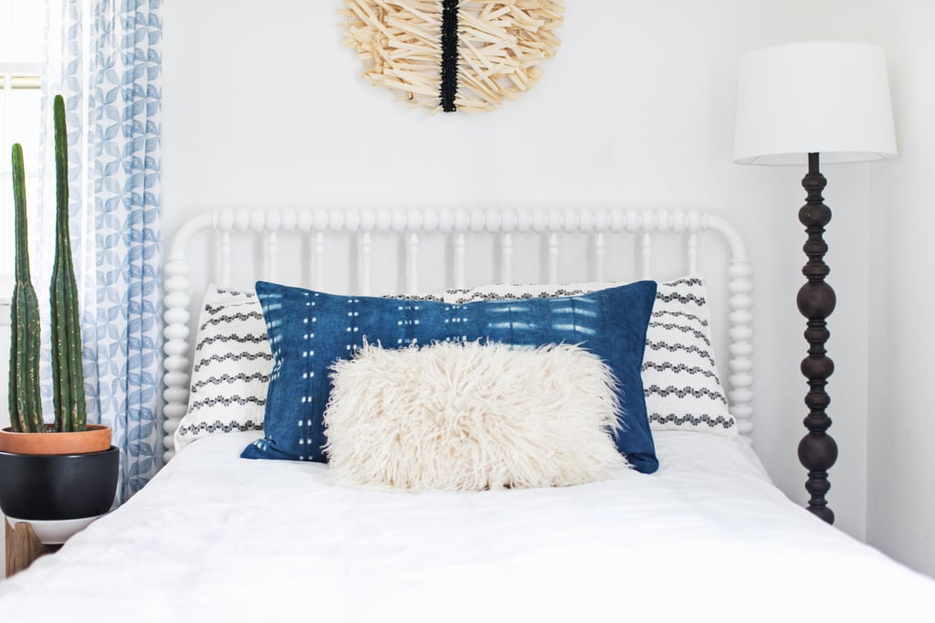 Splurge Here Save There How To Decorate A Bedroom From