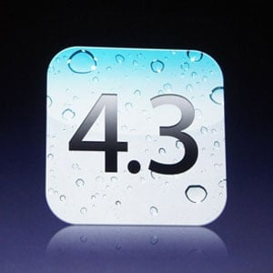 iOS 4.3 Update Available Now For iPhone, iPad, iPod Touch