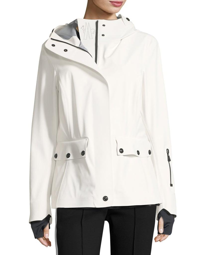 Moncler Lozere Hooded Utility Jacket