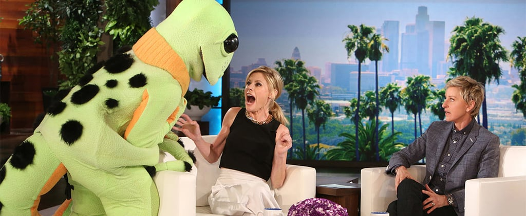 16 Hilarious Times Ellen DeGeneres Scared the Sh*t Out of Her Celebrity Guests