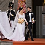 Prince Carl Philip and Princess Sofia of Sweden The Bride: Sweden's Princess Sofia The Groom: Sweden's Prince Carl Philip When: June 13, 2015 Where: Stockholm Palace