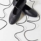 UO Tie Ballet Flats