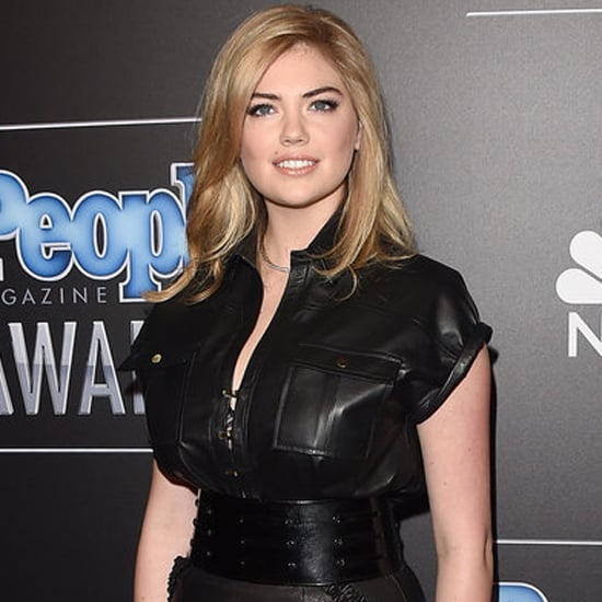 Kate Upton at the People Magazine Awards 2014