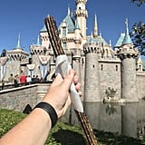 Maleficent Churro