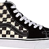 Vans SK8-HI Blur Check Fashion-Sneakers