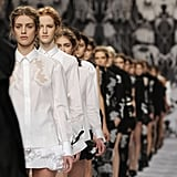 2013 Autumn Winter Paris Fashion Week: Viktor & Rolf