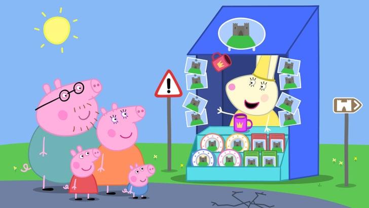 Peppa Pig Interrupts Mma Fight In The Uk Popsugar Family
