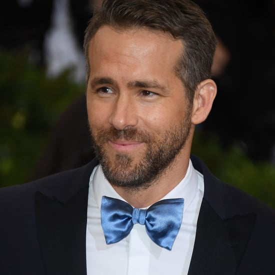 Ryan Reynolds Tells Daughter Dark Story About Santa