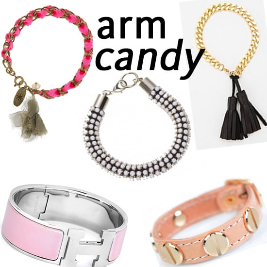 Throw Yourself an Arm Party With Our Top Ten Bracelet Picks