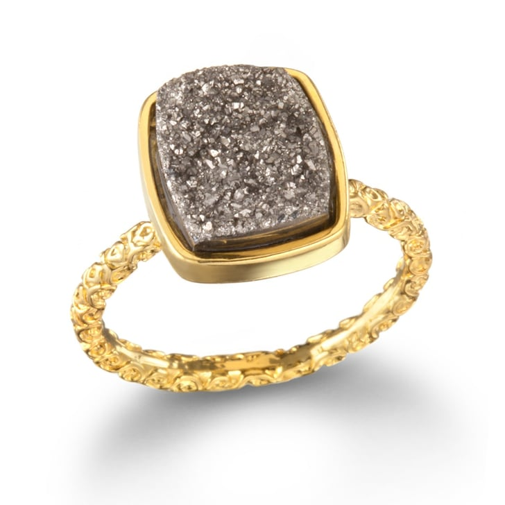 dara ettinger nadia cocktail ring 95 sparkly cocktail