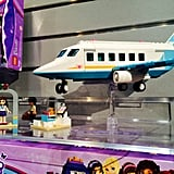 Lego Friends Private Jet