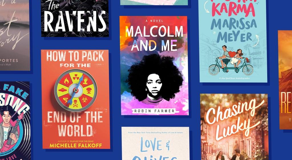 Best New YA Books of November 2020