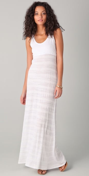 So Low Shadow Striped Maxi Dress ($125)