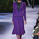 We'd dress Kate in this vibrant polka-dotted set from Altuzarra's Fall collection.