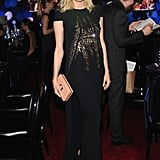 Diane Kruger at the InStyle Golden Globes Afterparty