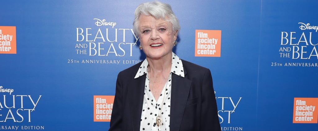 "You Will Definitely, Probably Cry Over Angela Lansbury's Performance of ""Beauty and the Beast"""