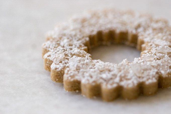 Sweden: Swedish Rye Cutout Cookies