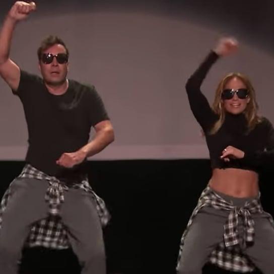 Jennifer Lopez and Jimmy Fallon History of Music Videos