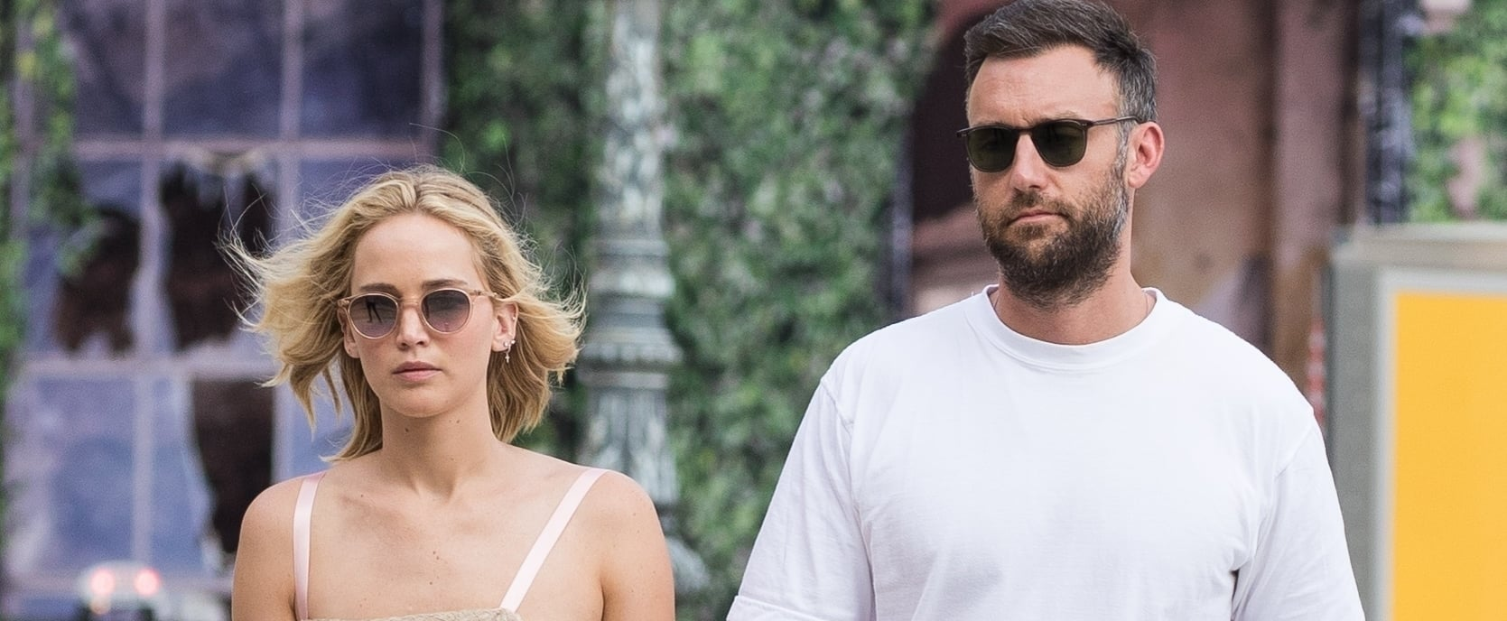 Jennifer Lawrence and Cooke Maroney Are Married