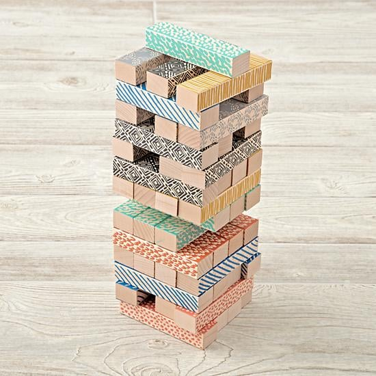 Stacking Tower Game