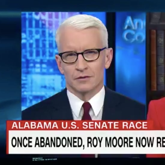 Roy Moore Spokesperson Anderson Cooper Interview