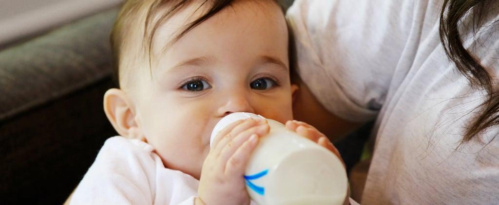 إليكِ بعض الخدع التي ستجعل طفلك يتقبل قارورة الرضاعة