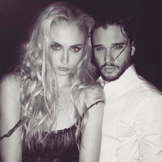 Sophie Turner and Kit Harington Instagram October 2016