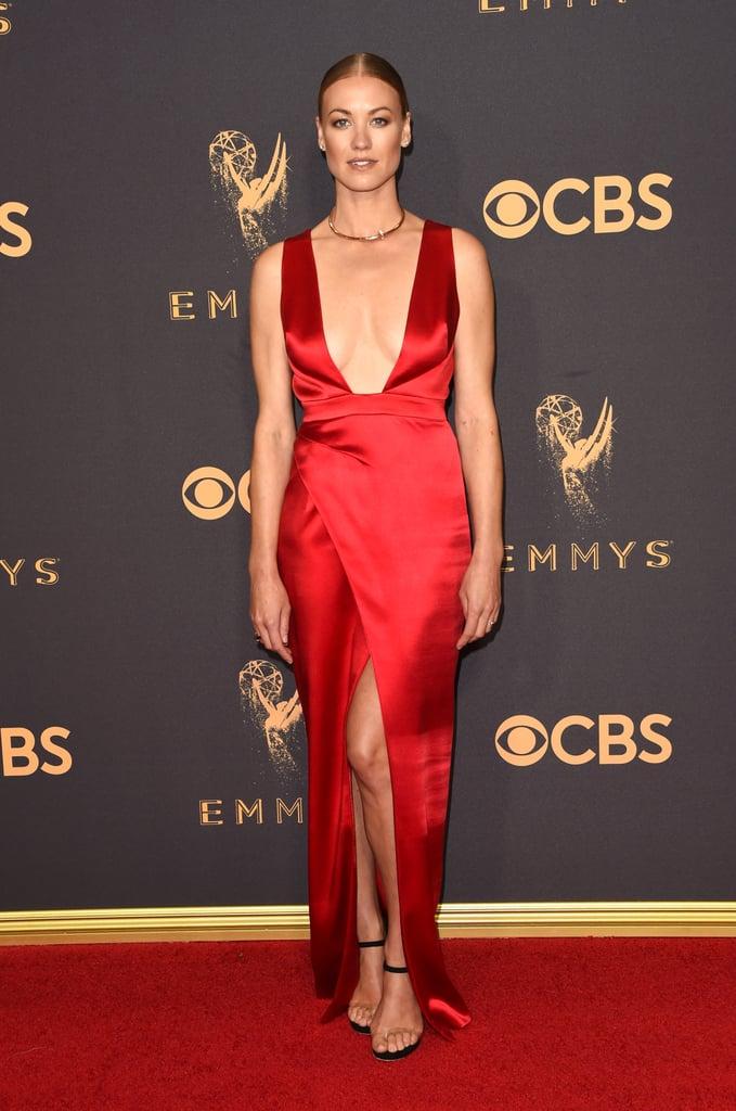 Emmys Red Carpet Dresses 2017 Popsugar Fashion Australia