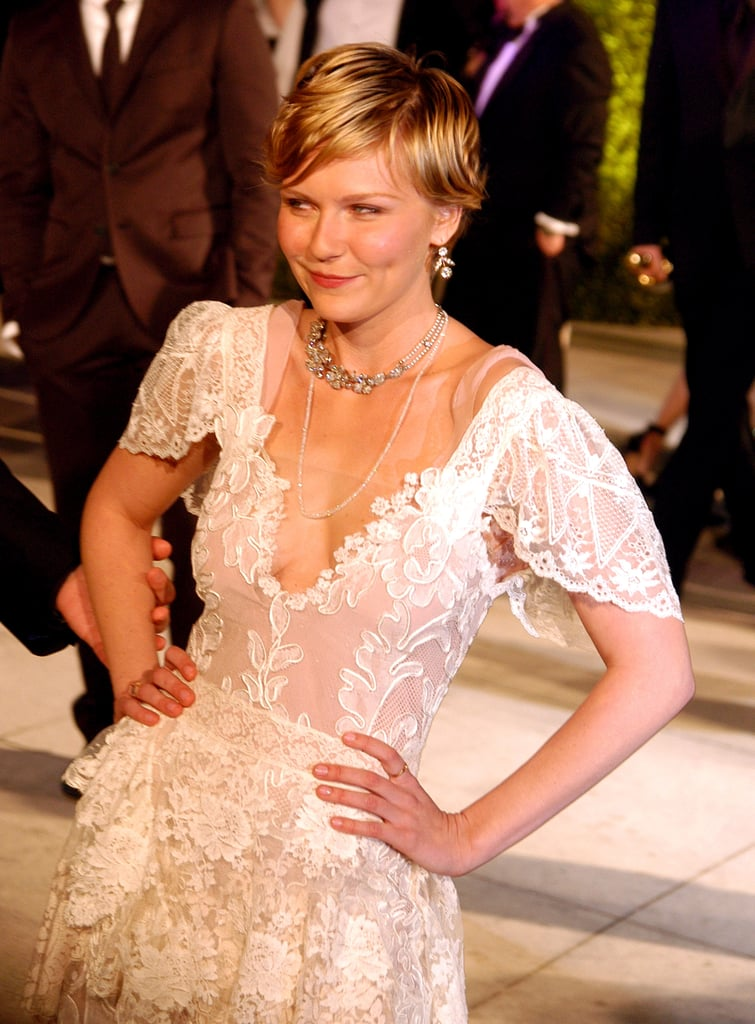 Kirsten Dunst Is the Only Star to Pull This Move With Her Oscars Dress