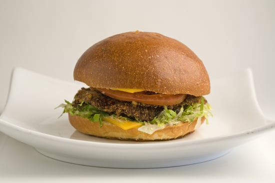 Burgers Popping Up All Over Fashion Week