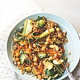 Vegan Korean Nourish Bowl With Barley