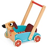 Janod Crazy Doggy Babywalker