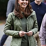 Kate Middleton's First Appearance Since Maternity Leave 2018