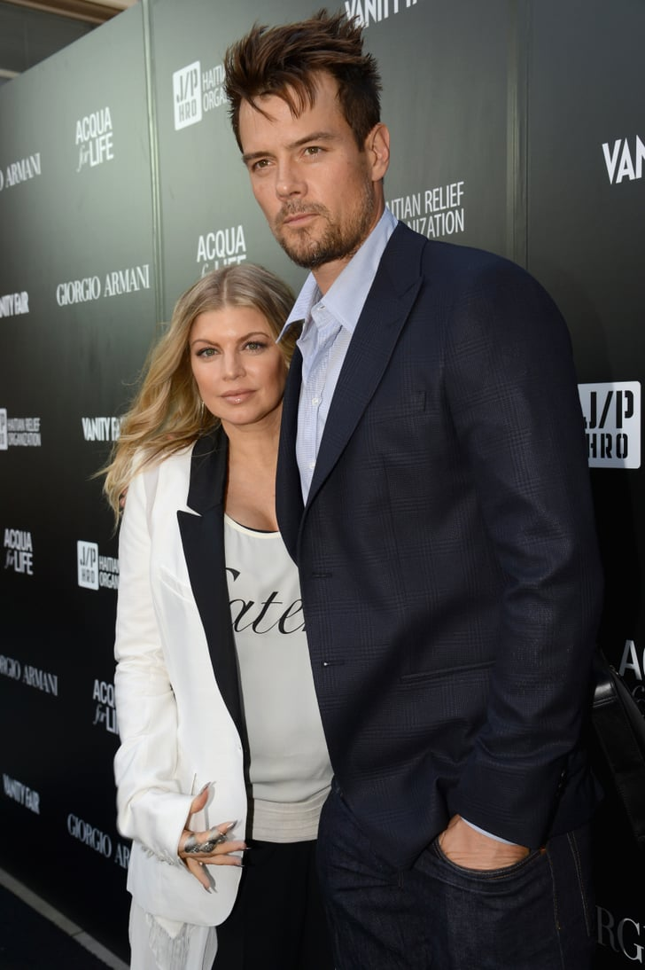 Fergie and Josh Welcome a Baby Boy!