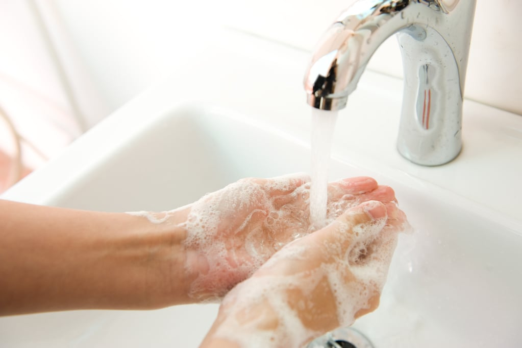Why Antibacterial Soap is Bad for You